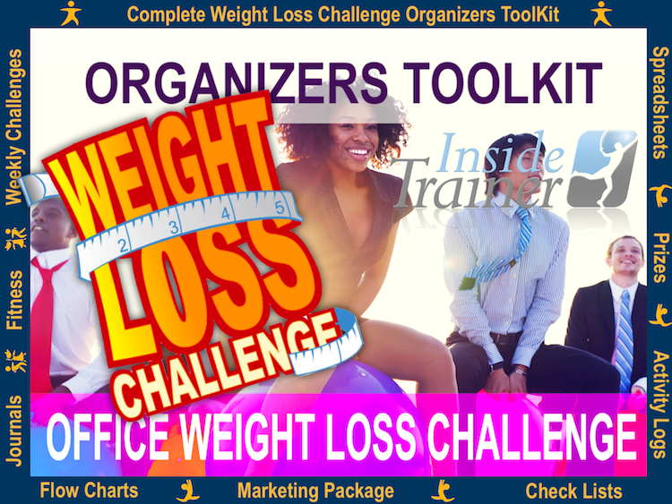 Organize a Weight Loss Challenge