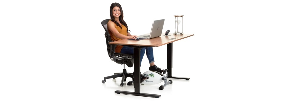 Pedal at Your Desk
