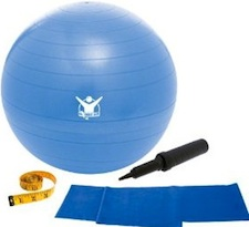 Biggest Loser Core Advantage Stability Ball