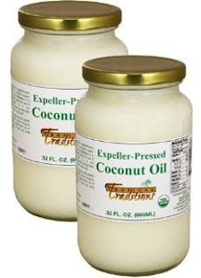 Expeller Pressed Coconut Oil