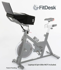 Desk Bicycle – a FitDesk Review