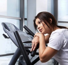 Exercise is Boring