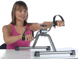arm pedal exerciser
