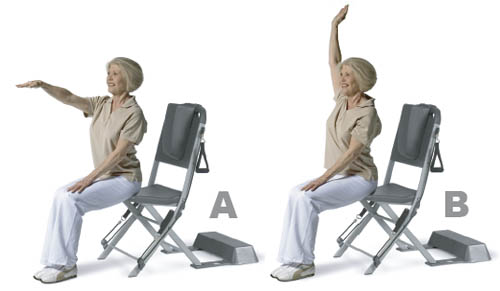 Stretching and Chair Exercises at WorkThe Inside Trainer Inc