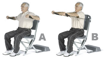 Resistance Chair Workout Routines