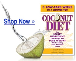 coconut diet book