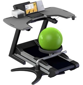 desk workout machine
