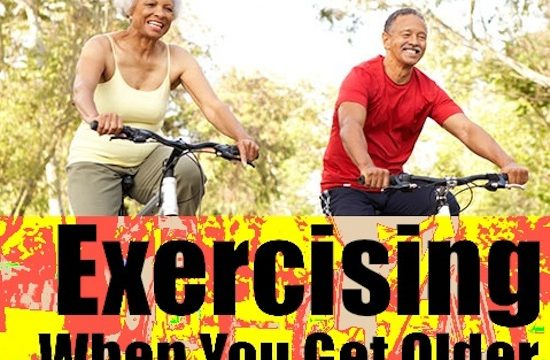 Getting Old and Exercise
