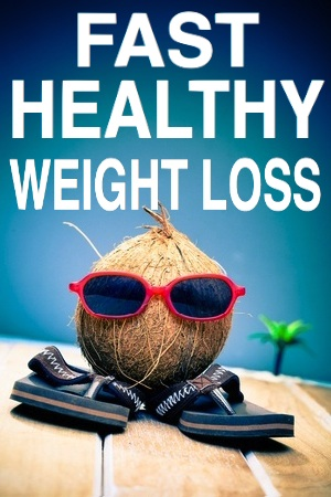 healthy coconut weight loss