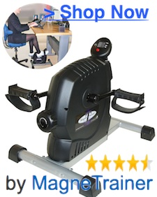 magnetrainer mini exercise bike