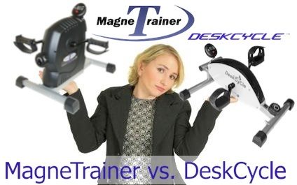 magnetrainer vs deskcycle