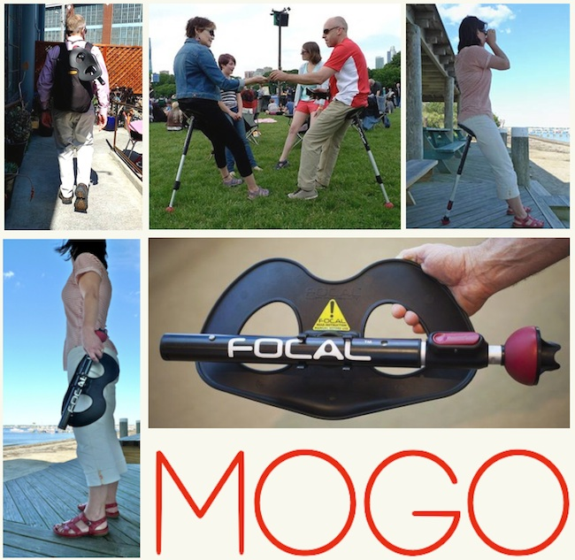mogo upright seat uses