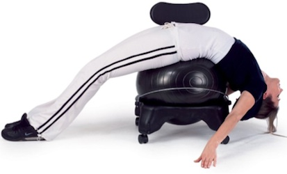 Office Ball Chair Exercise