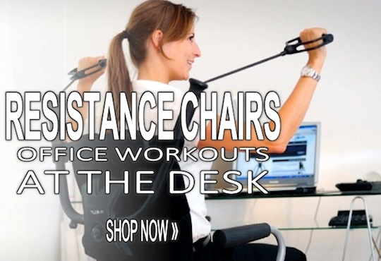officegym resistance chair