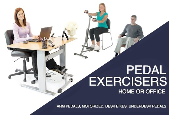 Office Pedal Exerciser Techieblogie Info