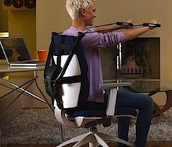 resistance chair attachment