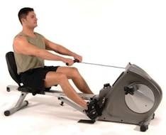 rowing for armpit fat