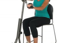 seated arm bike