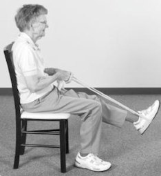 Office Chair Exercise