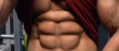 spot training abs