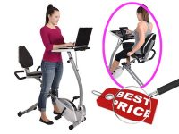 Stamina Recumbent Cycling Workstation Review