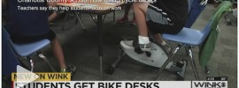 DeskCycles in School