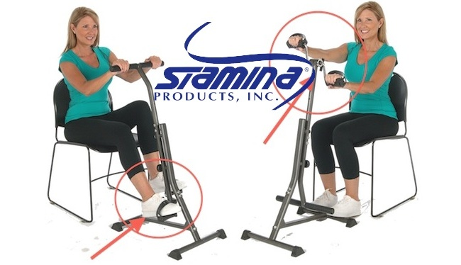 Stamina In Stride Total Body Cycle