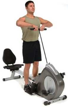 upright row for underarm fat